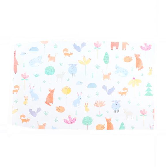 papírový sáček zvířátka fsc