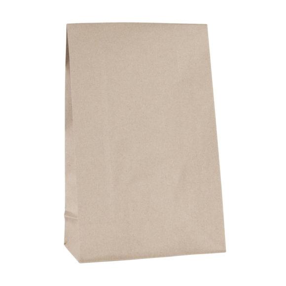 Papírový sáček z recyklovaného papíru