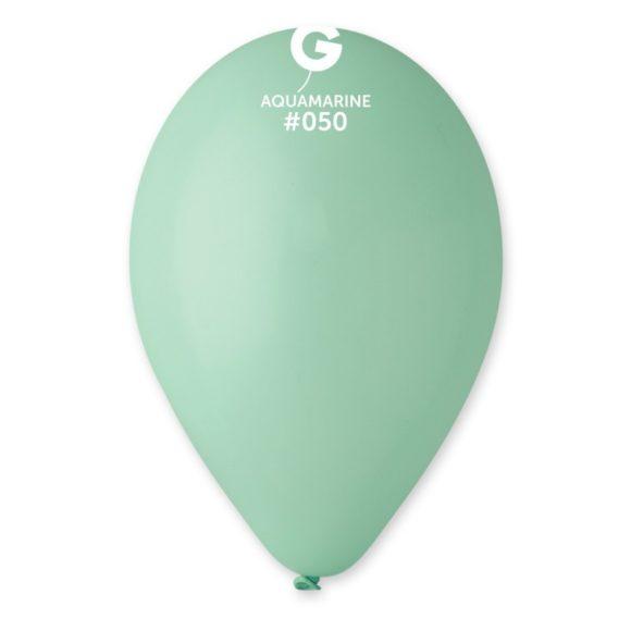 balónky pastelové zelené