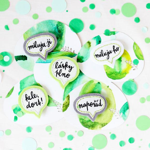 little bubble stories brož na míru