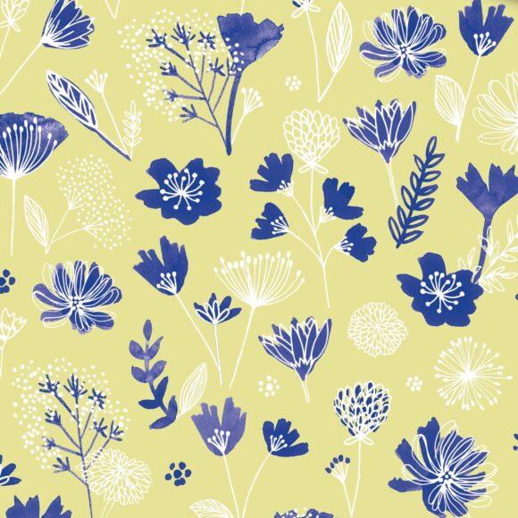 dárkový papír role lilla