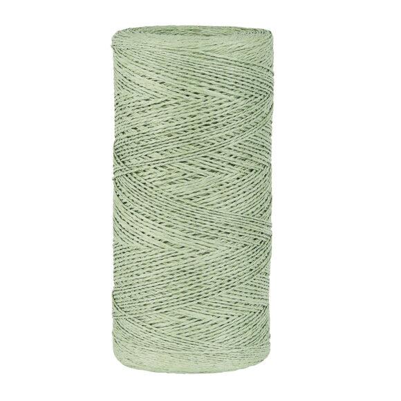 papírový provázek dusty green